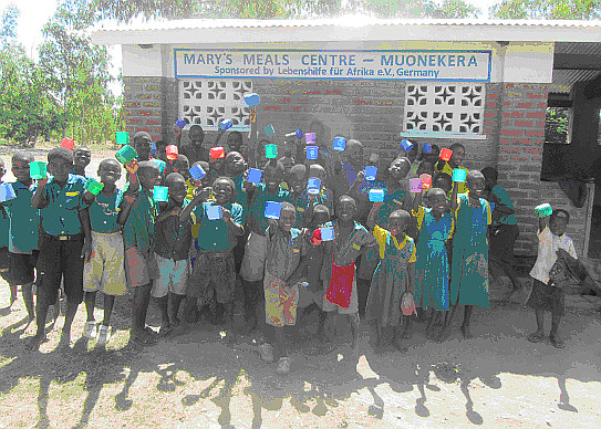 Mary's Meals Kids